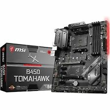 MSI B450 TOMAHAWK, Socket AM4, AMD Motherboard