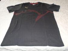 T-Shirt , Homme , Noir  , Marque  PUMA  , Taille M , Excellent état