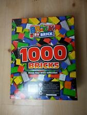 1000 pcs Creative Construction Bricks Set Building Blocks Toys Learning