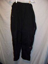 Inversion Waterproof Snowboard Ski Pants, Men's Medium, Full Side Zips
