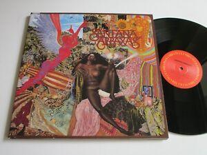 SANTANA ABRAXAS COLUMBIA / MOV 180 GRAMM AUDIOPHILE LP + POSTER MINT-