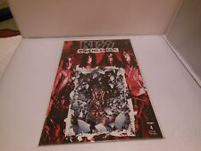 Kiss: Psycho Circus (1997) #4 Comic book Signed by Artist Angel Medina Image