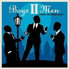 Boyz II Men - Under the Streetlight [New & Sealed] CD
