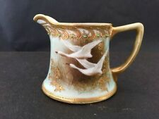 Antique Hand Painted  Nippon Creamer