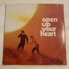 Open Up Your Heart V/A Various Artists LP Columbia House 1974 SEALED!!!!