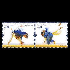 Portugal 2008 - European Judo Championship Lisbon Sports - Sc 2979/80 MNH