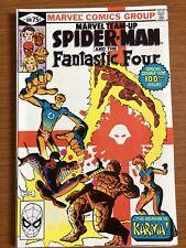 Marvel Team-Up #100 (vol. 1) 1st APP KARMA NEW MUTANTS MARVEL VF/NM FRANK MILLER