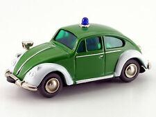 Schuco Micro-Racer VW Käfer Polizei # 112