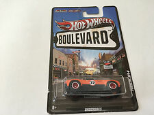 Hot Wheels Boulevard Underdogs Porsche 914-6 Orange 1:64 Diecast Model Car