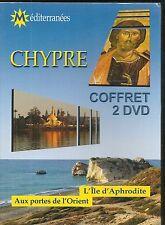 COFFRET 2 DVD ZONE 2--CHYPRE - L'ILE D'APHRODITE & AUX PORTES DE L'ORIENT--NEUF
