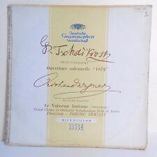 33T 25cm TCHAIKOWSKY - WAGNER Vinyle Orch BERLIN -DEUTSCHE GRAMMOPHON 17022 RARE