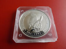 *Australien Kookaburra * 1 Dollar 1995 1 Oz 999 Silber * (Schub128)