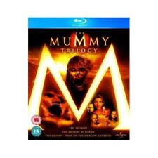 The Mummy Trilogy New Blu-ray RegB IN STOCK NOW Tomb of the Mummy Return of