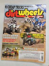 Dirt Wheels Magazine Suzuki Z400 Can-Am DS450 November 2010 032817nonR