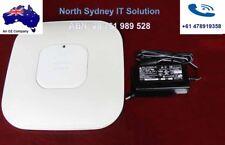 Cisco Standalone AIR-AP1142N-N-K9 Gigabit PoE Wireless N AP, 1 Year Wty, Invoice