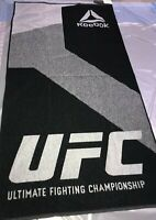 NEW WITH TAGS REEBOK UFC ULTIMATE FIGHTING CHAMPIONSHIP TOWEL
