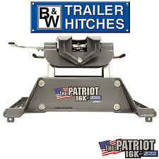 B&W 5th Wheel Hitch RVK3200 16K 16,000 LBS GTW Fifth Wheel Trailer