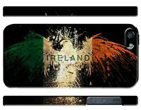 Ireland Irish Eagle Flag iPhone 5 5c 6 6S 7 8 X XS 12 Pro Max XR Plus Case Cover