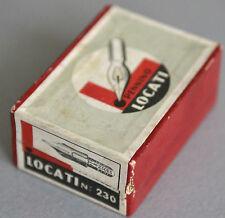 (PRL) PENNINO PENNINI LOCATI N° 230 boîte PLUMES ENCRE INK NIB COLLECTOR VINTAGE