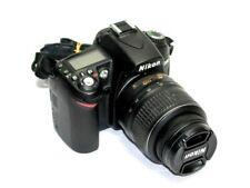 Nikon D D90 12.3MP Digital SLR Camera - Black (Kit w/ AF-S DX 18-55mm VR Lens)