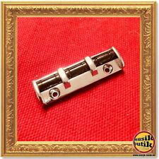 es Stil Vorgeschnitten Saiten Schlitz für Les Paul,Sg 43mm Knochen Sattel