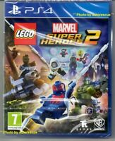 LEGO Marvel Super Heroes 2 'New & Sealed'  *PS4(Four)*