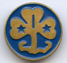 Sweden Girl Scout Badge Pin Nice Grade !