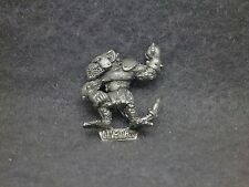 Blood Bowl SKAVEN lineman metal miniature 2nd Ed 4a