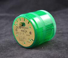 Telemecanique Blinklicht grün XVAC43 Leuchtelement Signalsäule 065080 Neu OVP