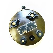 1 Ohm 0,01% Resistor Standard Resistance USSR made