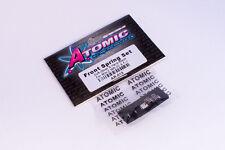 Atomic RC #AR-013 Kyosho Mini-Z Federset Vorderachse (2 Paar) f. MR-02, Formel 1