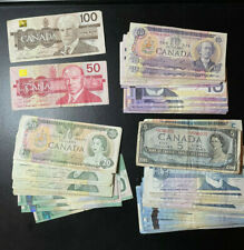 Canada Dollars $775.00 = U.S. $592.00. Paper Money