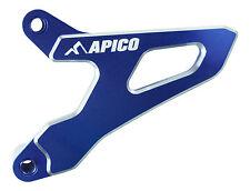 APICO FRONT SPROCKET DRIVE COVER KAWASAKI KX250F 04-16 SUZUKI RM-Z250 04-06 BLUE