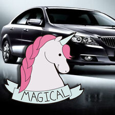 Magical Unicorn Horse Car Sticker Decal For Metope Laptop Car Decorative Top