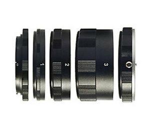 Makro Adapter  für Sony E-Mount Kameras