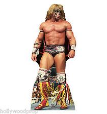 ULTIMATE WARRIOR WWE WRESTLER LIFESIZE CARDBOARD STANDUP STANDEE CUTOUT POSTER