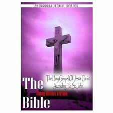 The Bible Douay-Rheims Version, the HOLY GOSPEL of JESUS CHRIST ACCORDING to...