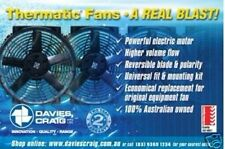 "DAVIES CRAIG 16"" THERMO FAN KIT FOR SR20 CA18 SR20DET CA18DET S13 180SX 200SX"