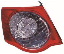 VW Jetta 2006-2011 Outer Wing LED Rear Tail Light Lamp N/S Passenger Left
