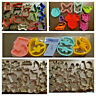 60+ Lot of Various Cookie Cutters