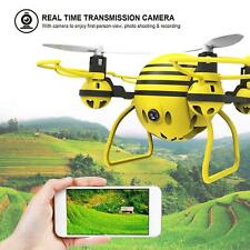 Hasakee H1 FPV RC Drone with HD Live Video Wifi Camera