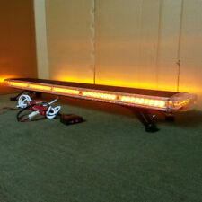 "46.5""102 LED Emergency Warning LightBar Recovery Flashing Beacon Strobe Lightbar"