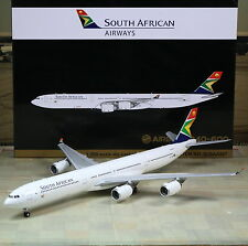 "Gemini Jets South African A340-600 ""Sold Out"" 1/200"