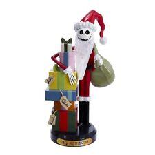 "Jack Skellington 10"" Nutcracker Nightmare Before Christmas by Kurt S. Adler"