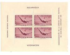 swimming sport NUOTO 1949 SS nicaragua