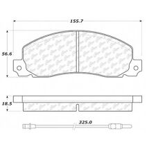 Disc Brake Pad Centric 102.90050