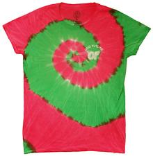 Junior's Odd Future Tie-Dye T-Shirt Size Medium