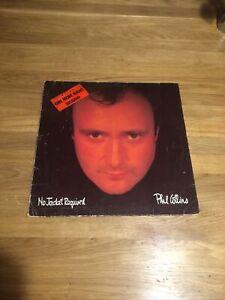 "Album 33 tours ""Phil COLLINS-No Jacquet Required"""