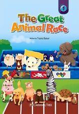 Great Animal Race by Baker, Travis