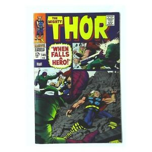 Thor (1966 series) #149 in Near Mint minus condition. Marvel comics [*h6]